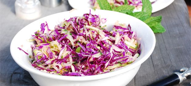 Göbek Yağlarını Yakan Lahana Salatası