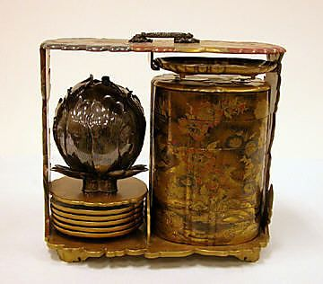 Sage-ju bako  Period: Edo period (1615–1868) Date: 18th century Culture: Japan