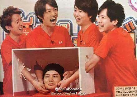 Arashi ni Shiyagare ♡