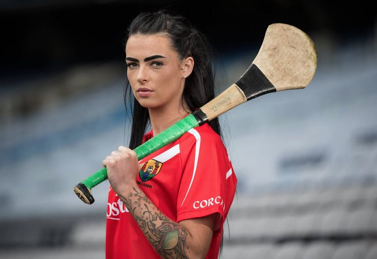 ASHLING THOMPSON - CORK CAMOGIE CAPTAIN 2015. POSITION - CENTREFIELD.