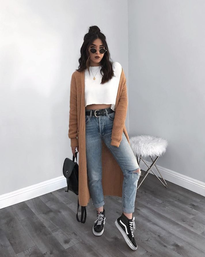 There Is Endless Street Style Inspiration for How to Make Ripped Jeans Look Chic AF