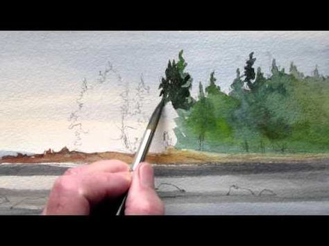 Grant Fuller, professional watercolour painter, instructor and author of art instructions books and videos. Specializing in painting vacations.