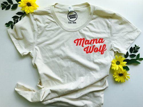 Wolf Mama T