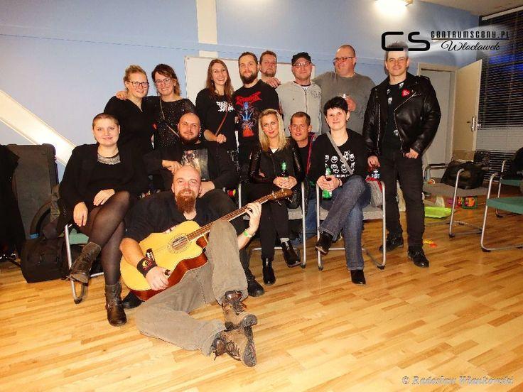 Włocławscy Muzycy zagrali wspólnie z WOŚP – Centrum Sceny