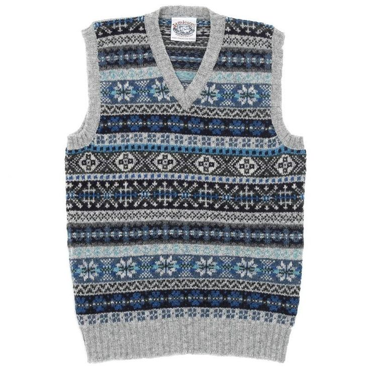 1144 best Knit: Fair isle images on Pinterest | Knit patterns ...