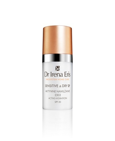 PHC 2303 ACTIVE HYDRATION Night & day eye cream SPF 20 available for purchase in Dr Irena Eris Cosmetic Institutes