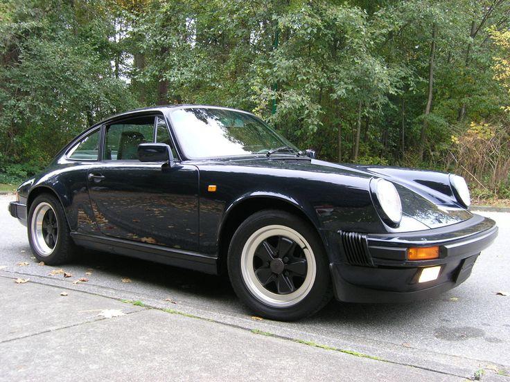 1989 Porsche 911 Carrera Coupe. 1987-1989 preferred for G50 transmission. 3.2 liters.