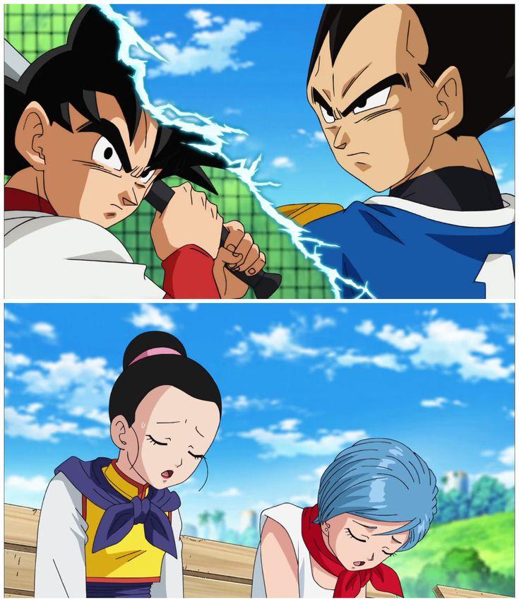 2107 best images about vegeta and family on pinterest dragon ball z goku and dragon ball - Goku e bulma a letto ...