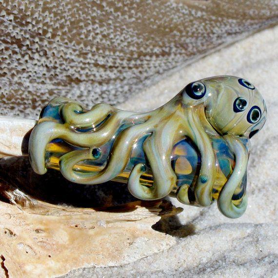 Octopus Dread Bead