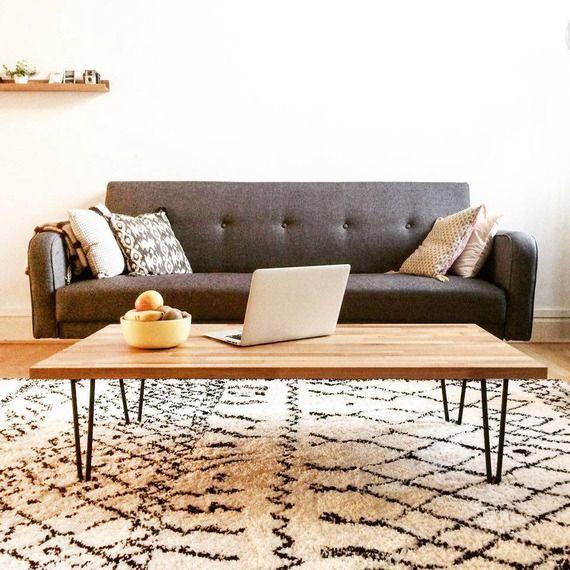 les 25 meilleures id es de la cat gorie tables basses faites maison sur pinterest bricolage. Black Bedroom Furniture Sets. Home Design Ideas