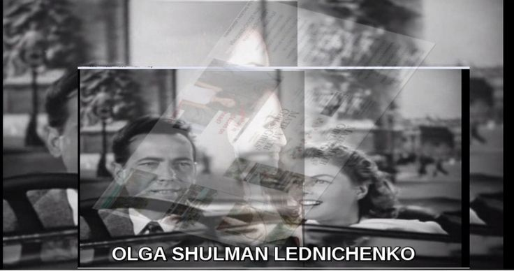 OLGA SHULMAN LEDNICHENKO