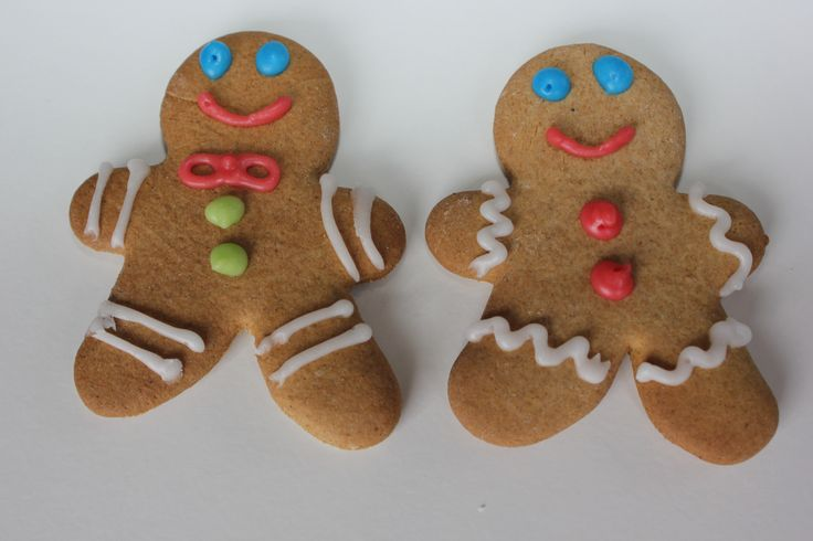 GF Gingerbread Men | Recipe by Gluten Free Made Easy