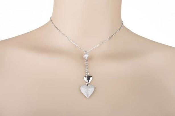 Baking soda will remove tarnish and clean sterling silver without causing damage.
