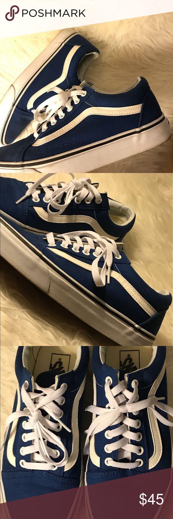 Vans old skool sk8 low Worn once| size 10 in women. Vans Shoes Sneakers