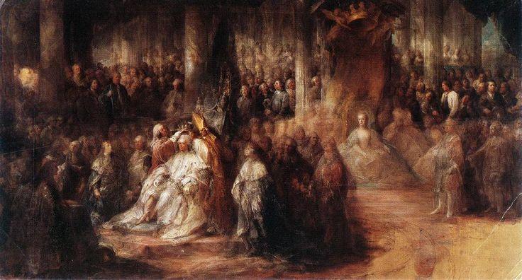 Gustav IIIs coronation StockholmStorkyrkan com - Storkyrkan – Wikipedia