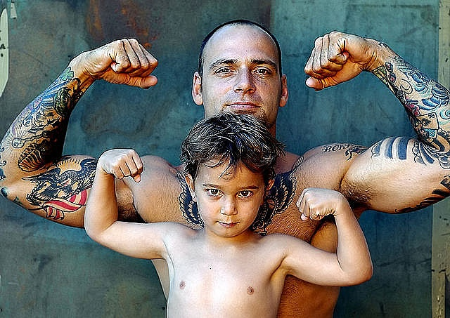 Your Kid's Getting a Bad Wrap: Teacher Bias and Tattooed Parents - A World With Opportunities for Everyone!