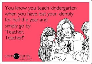 Miss Kindergarten: 10 Things I've Learned from Teaching {Linky Party}
