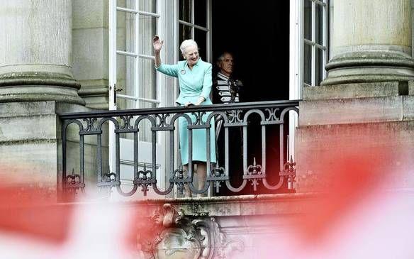 Storify: Tillykke til Margrethe
