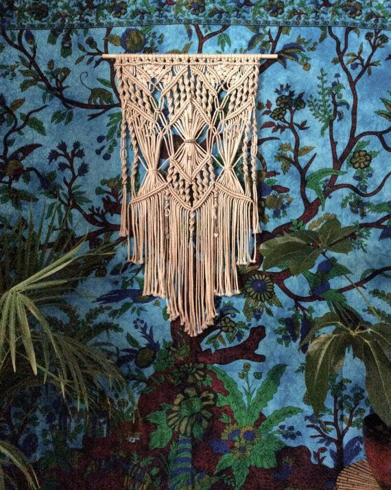 1127 best Macrame images on Pinterest Macrame wall hangings