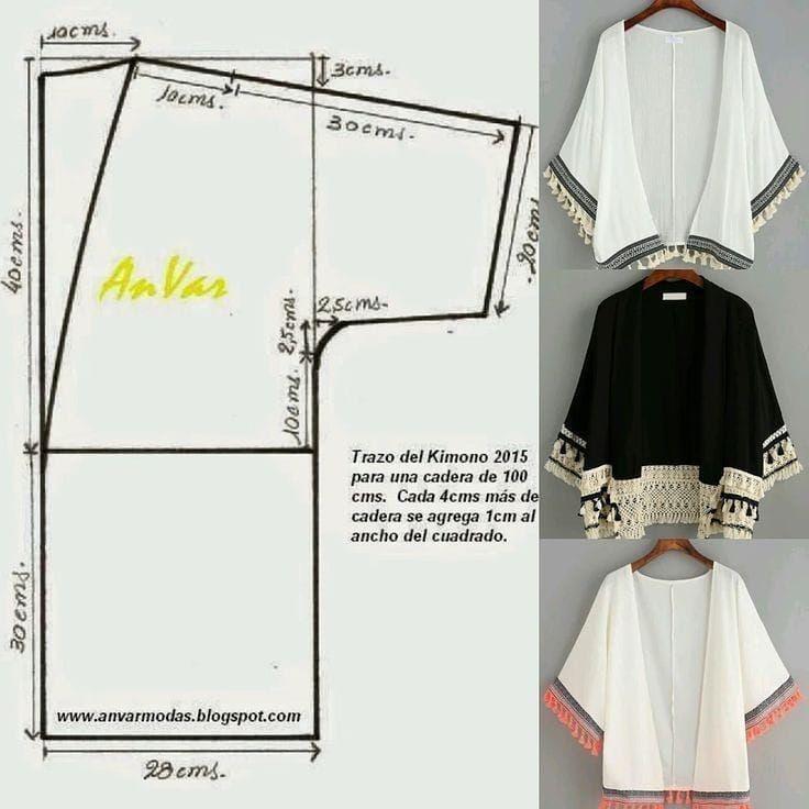 Kolay kimono hırka.. . . . . . . . . . . . . . . . . . . . . . . #dikiş #dikis…