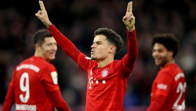ألابا يطلب من إدارة بايرن ميونخ شراء كوتينيو موقع سبورت 360 طلب النمساوي دافيد ألابا ظهير أيسر فريق بايرن ميونخ الألماني من إدارة Sports Bayern Soccer Field