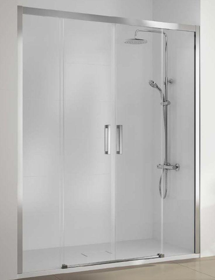 M s de 1000 ideas sobre mampara de ducha en pinterest - Manparas de duchas ...