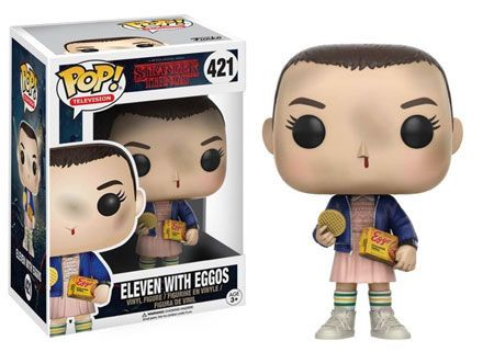 Stranger Things Funko POP! Figures Give Us Our 80's Sci-fi Fix With Mini Eggos  #80s #funko #scifi #strangerthings Dear Duffer Brothers,  Hey, guys. Hope this open letter finds you well. Just to start this off on the right note, thank you from here to the Upside ...