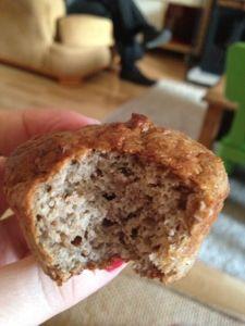 Syn free weetabix muffins