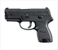 """Sig Sauer P320 Subcompact 9mm 3.6"""" 12+1 - New in Box"""