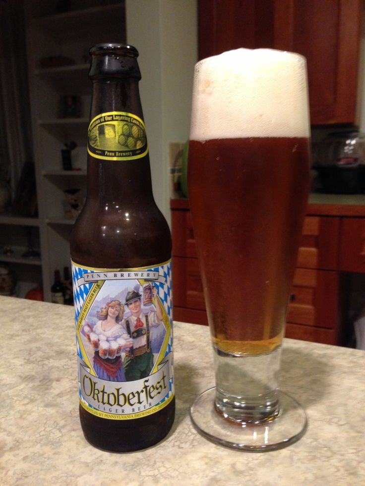 Penn Oktoberfest: Tag 105: Penn Oktoberfest von der Pennsylvania Brewing Company. S … – GLASS & BOTTLE