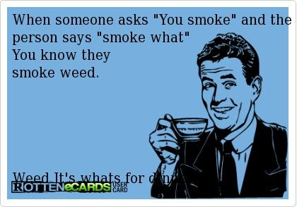 This is how i respond to this question EVERY TIME! lol