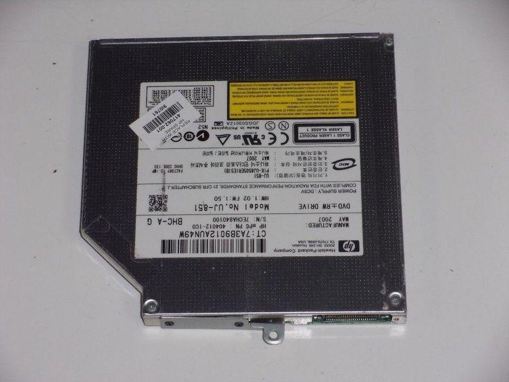 "HP Pavilion DV2000 SATA CD-RW DVD±RW Multi Burner Drive UJ-851 417062-001 ""B"""
