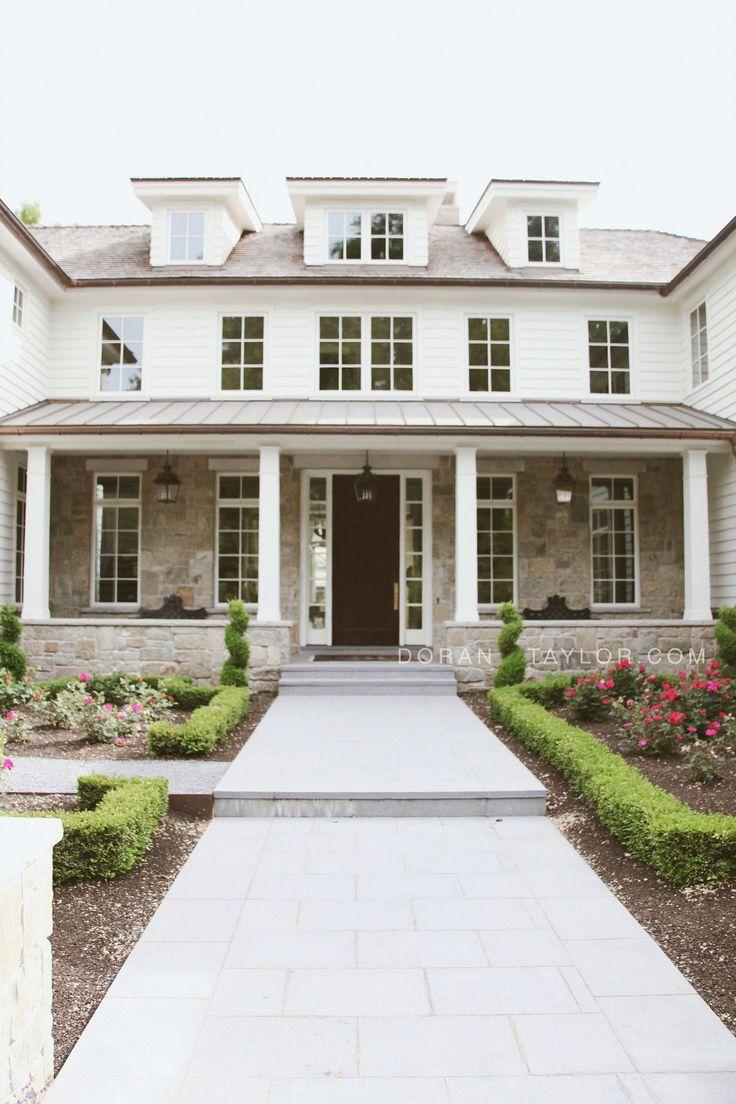 Home Exterior Design 5 Ideas 31 Pictures: 182 Best Images About Exteriors On Pinterest