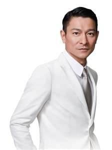 Andy Lau. He doesn't seem to age. He was my mom's 80's movie star crush (and kinda mine too).