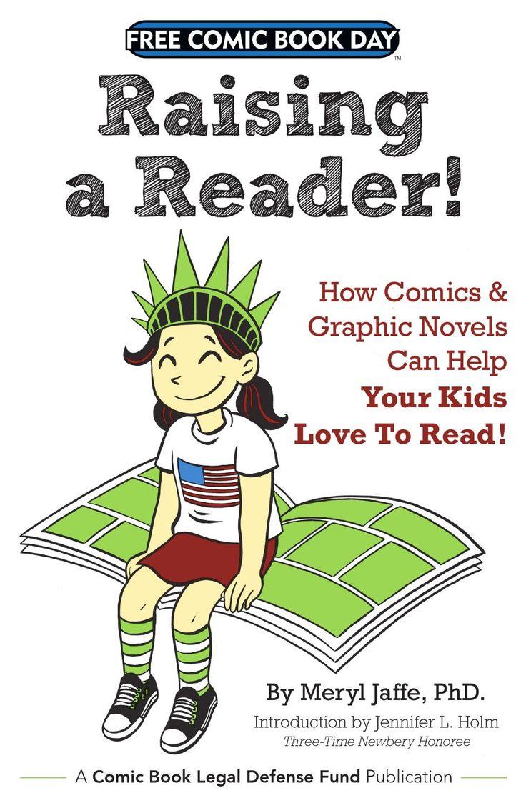 Benefits of Comic Books to Children