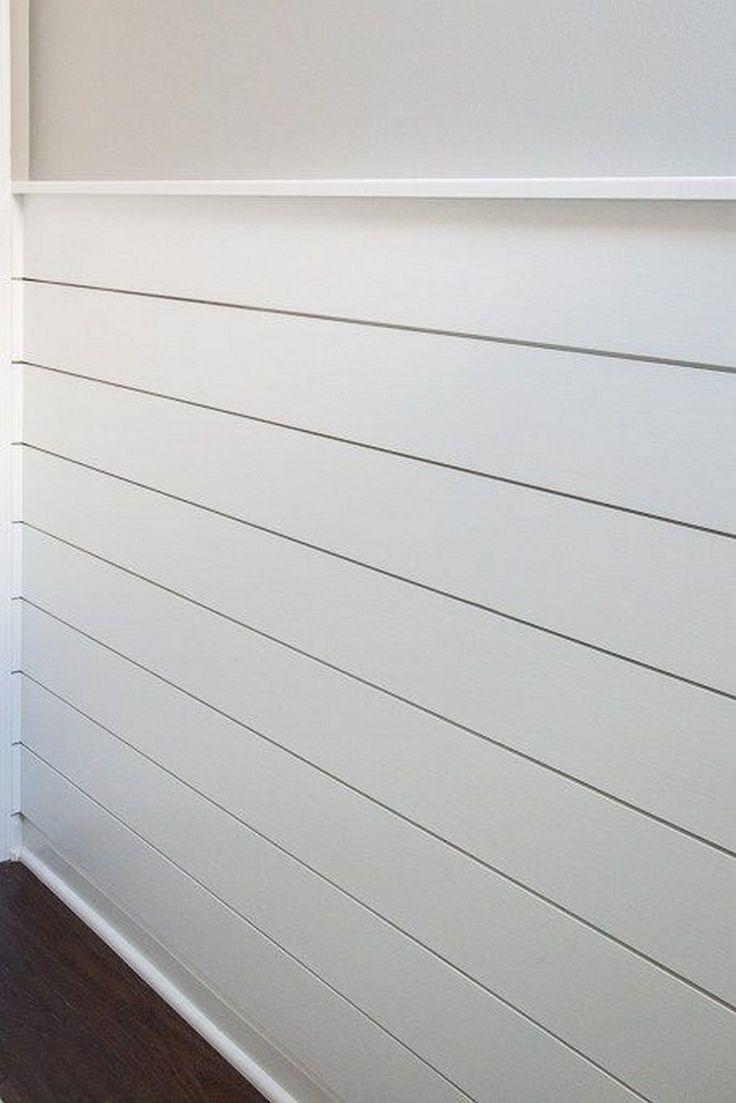 65 Shiplap Upstairs Hallway – Farmhouse Room
