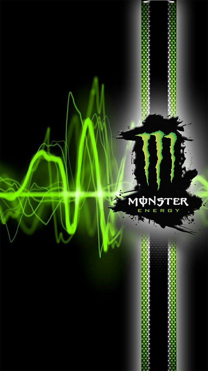 Monster Energy Drink Phone Wallpaper For IPhone And