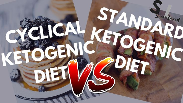 Cyclical ketogenic diet vs ketogenic diet - the ultimate keto brawl. Which one is better and which one should you choose? The biggest benefit of carb cyclin