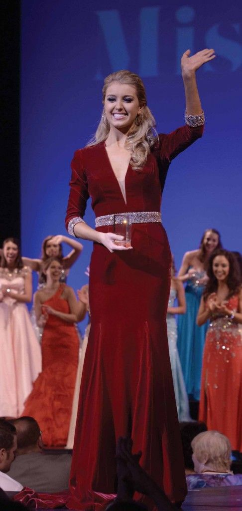 Miss Connecticut 2014 Evening Gown: HIT or MISS?  http://www.thepageantplanet.com/miss-connecticut-2014-evening-gown/