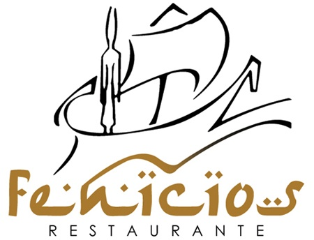 """FENICIOS RESTAURANTE - Portugal"" Logo"