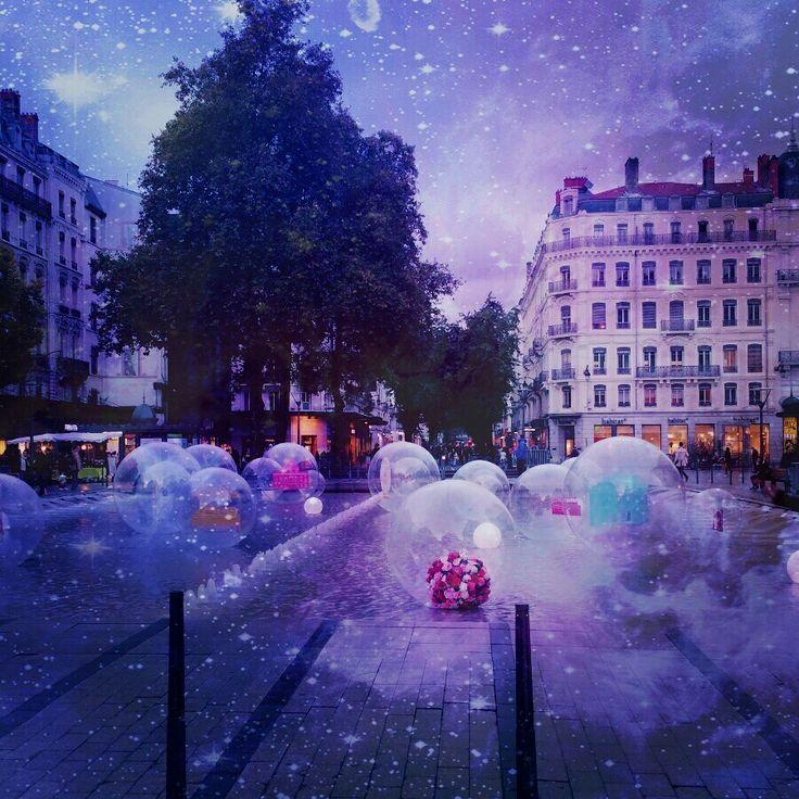 Retrouvailles My presqu'île : fontaine place de la république.  Events Lyon by My Presqu'île.