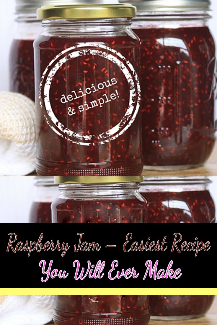 Seriously, if you have never made jam, you are really missing out.  IT IS THE EASIEST RECIPE EVER!