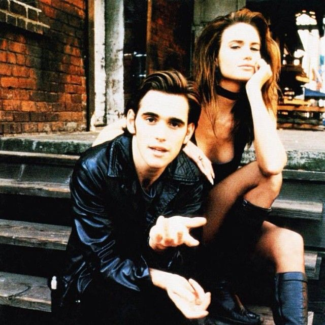 Matt Dillon  Kelly Lynch- Drugstore Cowboy