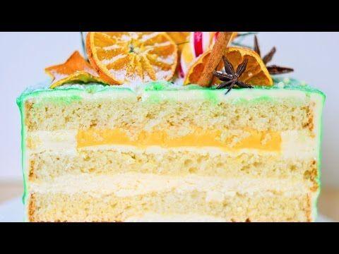 Мандариновый курд ☆ Tangerine Kurd ☆ Начинки для тортов - YouTube