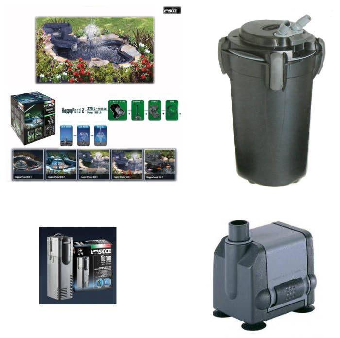 Sicce, azienda italiana, produce filtri per tartarughiere, pompe stagno, kit laghetti pronti all'uso. Garanzia del Made in Italy.