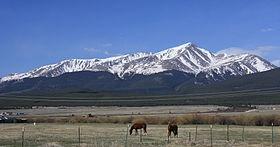 Mount Elbert (14,440ft) - Highest peak in Colorado