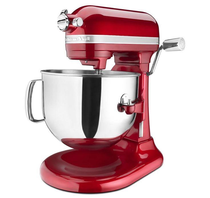 Kitchenaid ksm7586pca 7quart pro line stand mixer candy