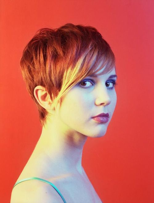 hair styles for layered hair best 20 pixie cuts ideas on 7268