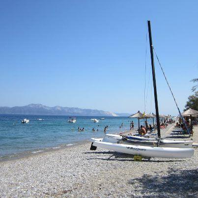 Kanatadika!!!A beautifull beach in North Evia!!!