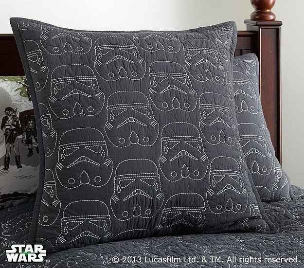 Hunt down the perfect bedding.